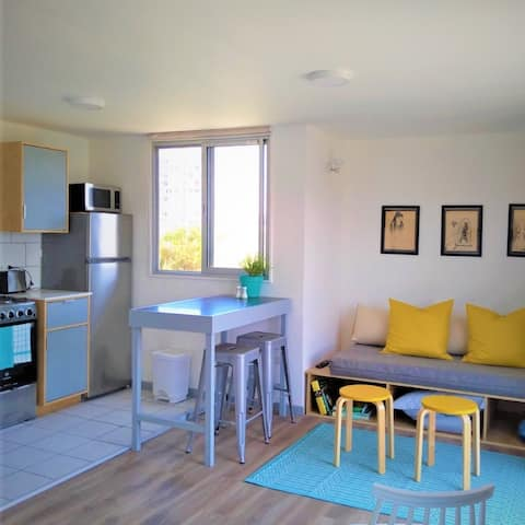 Modern cabin minutes from the beach!