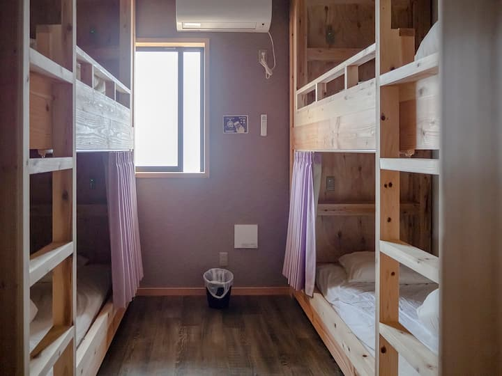 ★Near Sawara station - HOSTEL Co-EDO 4beds★