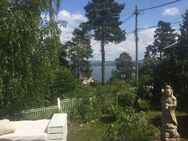 Nydelig hus til leie nær Oslo, et godt sted å være