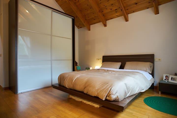 Habitacion en casa de lujo 2 - Vallirana - Casa