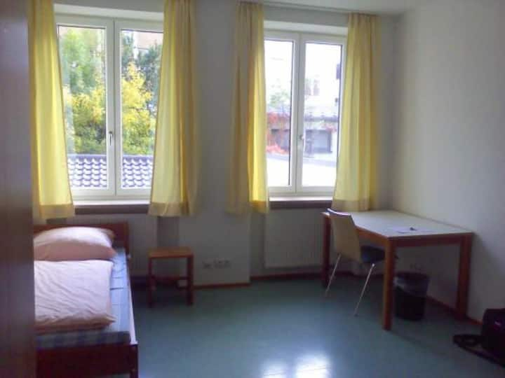 Apartment in central Munich (Haidhausen)