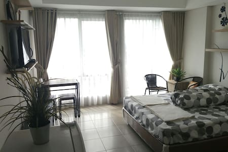 Apartemen Altiz - Bintaro Plaza Residence