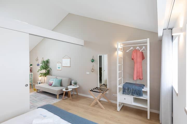 Feel Nazaré - Boutique Apartments Loft