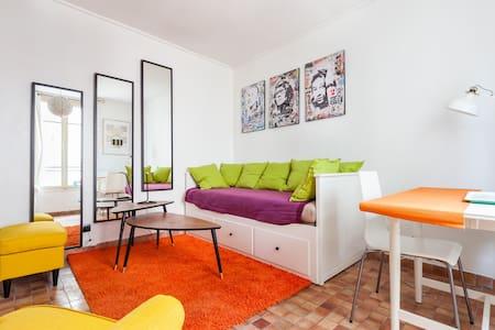 Studio près 2 la Mairie du 18  (Montmartre) - Paris - Apartamento