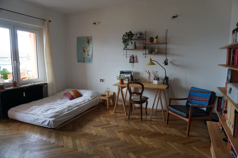 Dein Zimmer/Your room