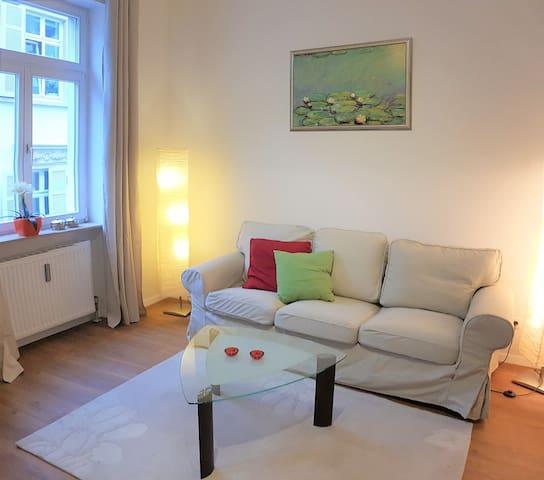 Loft-Apartment im Herzen von Wiesbaden