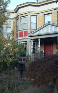 Cozy double bed2, convenient locale - Cleveland - House
