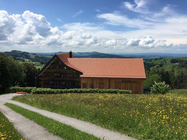 Neu Schwendihof - Rehetobel - Çatı Katı