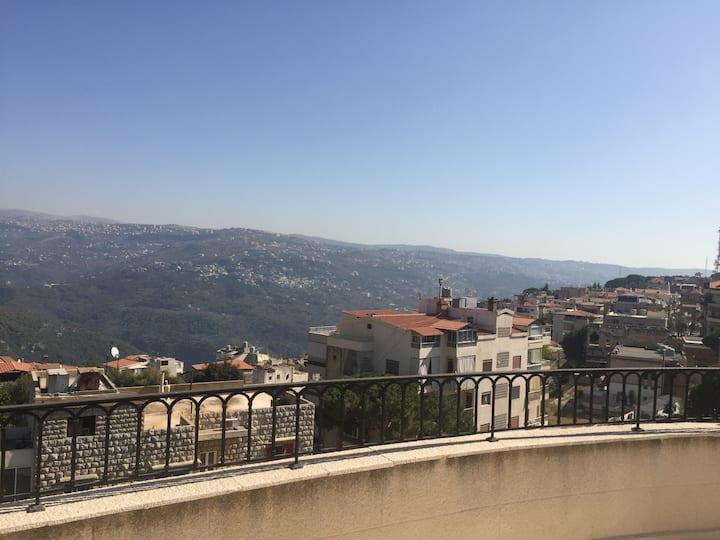 Roof Penthouse Ocean / Mountain View, Beit Meri