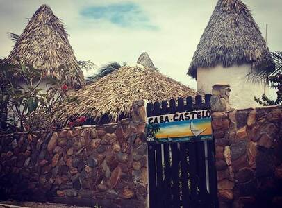 Casa Castelo - Canoa Quebrada