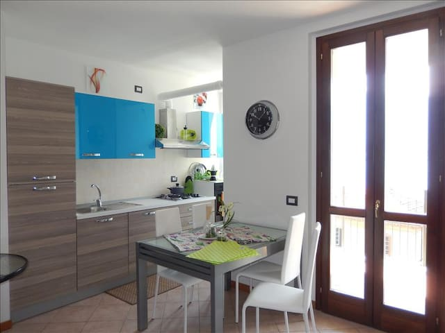 TIVANO - Lake Como - two bedroom apartment with amazing lake view - Dorio - Huoneisto