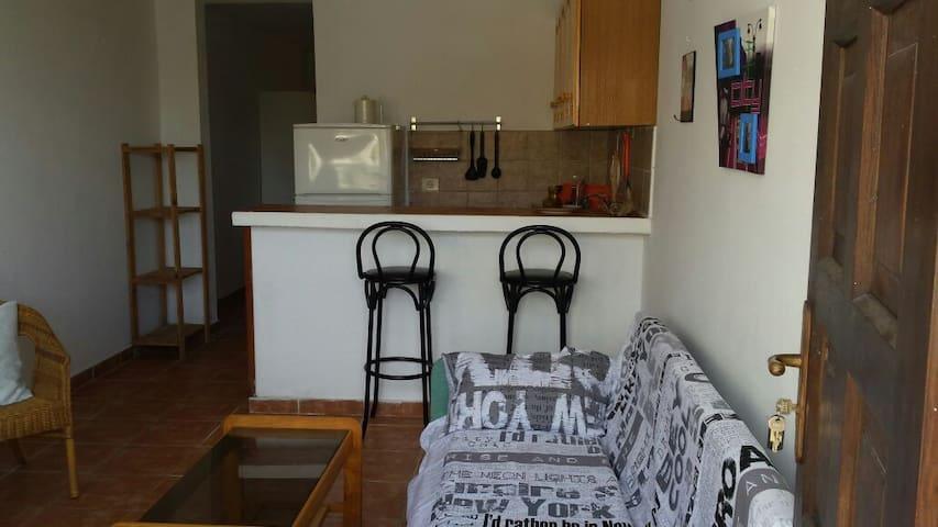 Apartamento en casa de Campo - Tijarafe - Byt