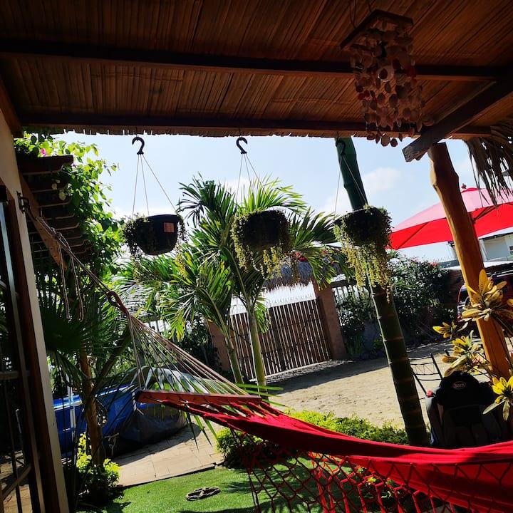 """""""Los Juanes Rustic House"""" Bella Casa Vacacional"""
