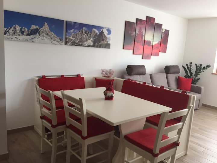 Nuovo e accogliente appartamento 022147-AT-567180