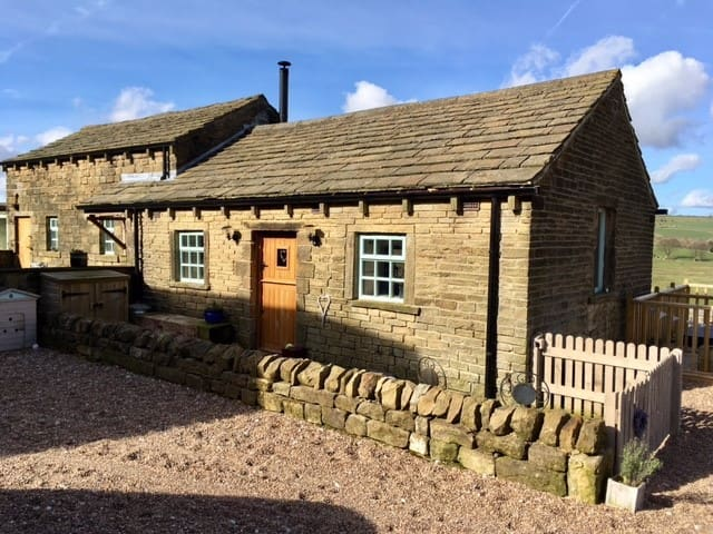 Converted Barn with Hot Tub - Oxenhope - Hus