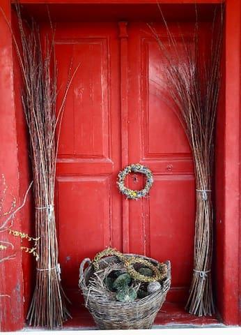 Open doors  design by Maria
