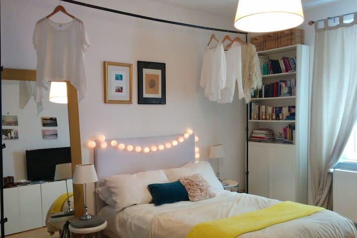 Schöne Wohnung in der City - Osnabrück - อพาร์ทเมนท์