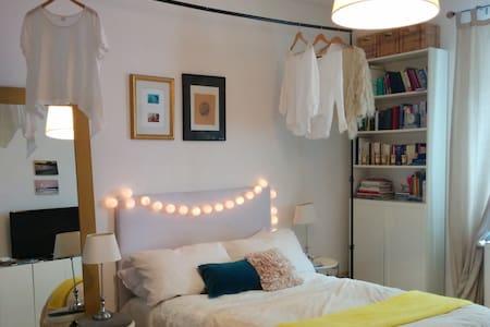 Schöne Wohnung in der City - Osnabrück - Huoneisto