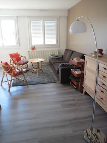 appartement neuf calme centre ville
