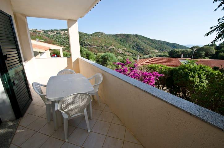 Sardegna appartamento paduledda - Trinità dagultu - Lägenhet