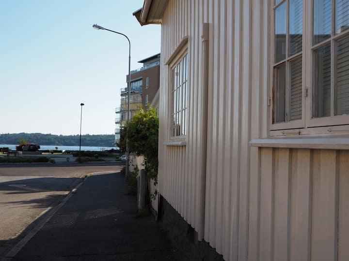 Koselig hus 200m til strand