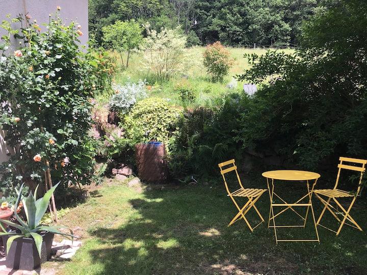 Haute Vosges ; Le logement du peintre