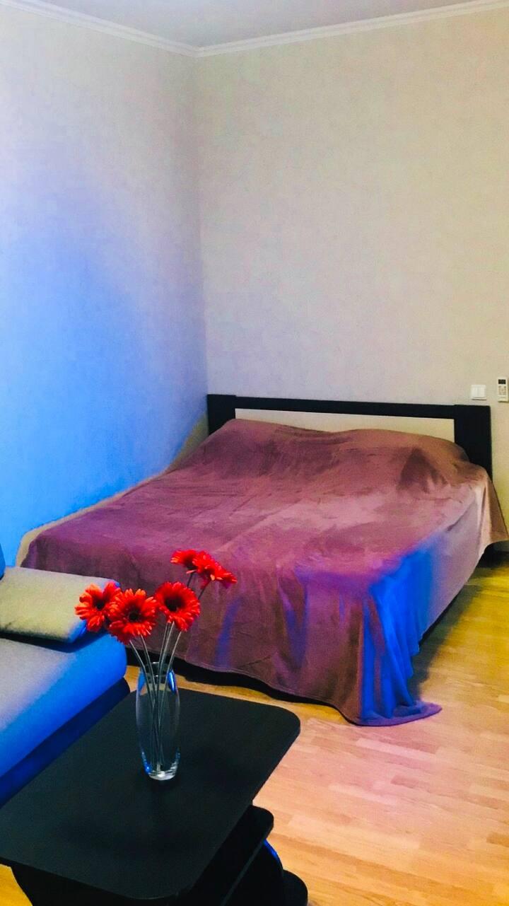 Квартира в новостройке на Тимирязева, 41