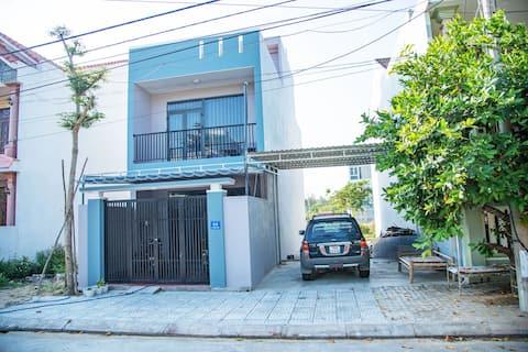3BR FAMILY HOUSE NEAR DA NANG BEACH✅