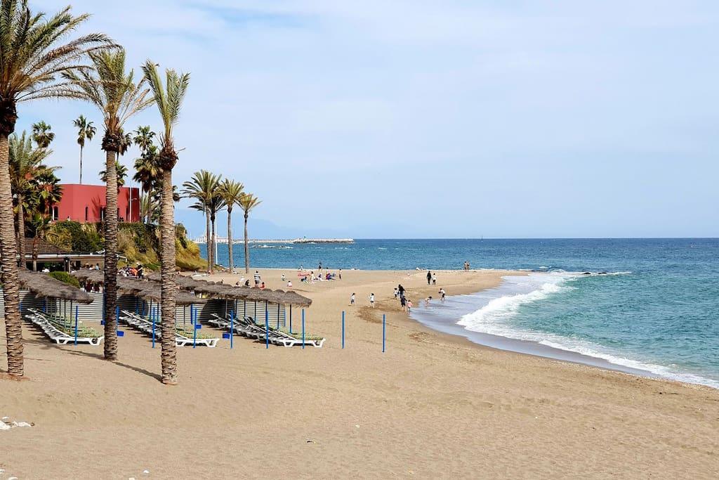 Playa Santa Ana