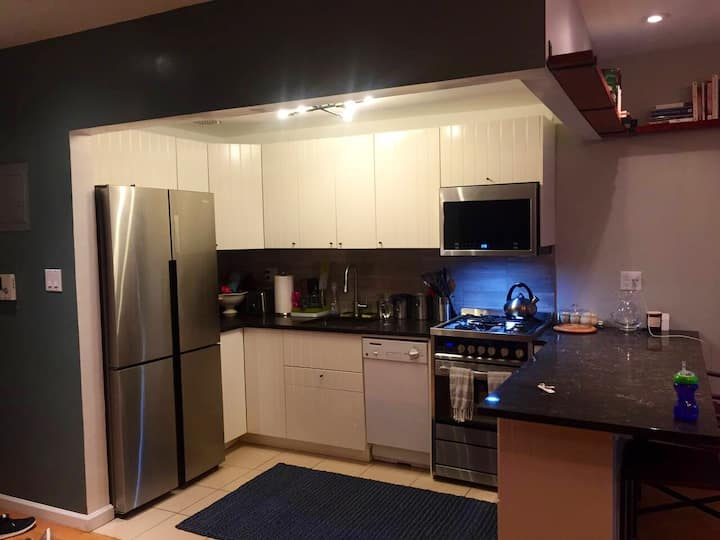 Fully Furnished 1,500 sq. ft. Lincoln Square Apt.