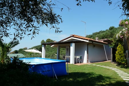 La dolcevita, with swimming pool and stunning view