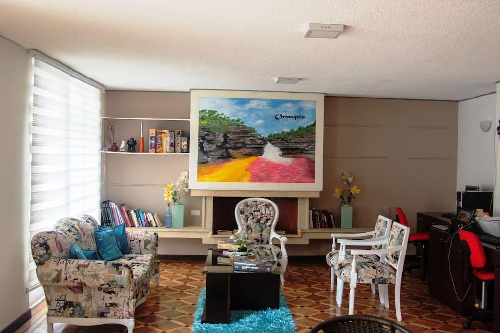 Main Lobby / Shared Living Room