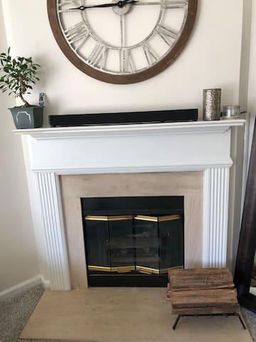 Fire Place Area