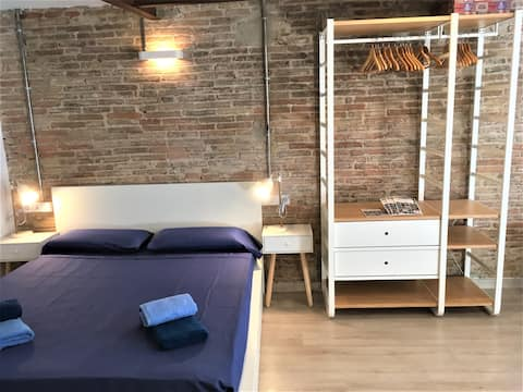 New apartment in the heart of Barcelona