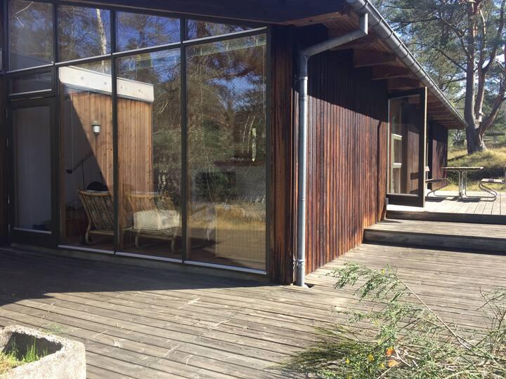 Sommerhus på naturgrund i liseleje