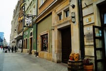 A23, J&J RYNEK, 2 exclusive rooms, 1-5 PEOPLE.