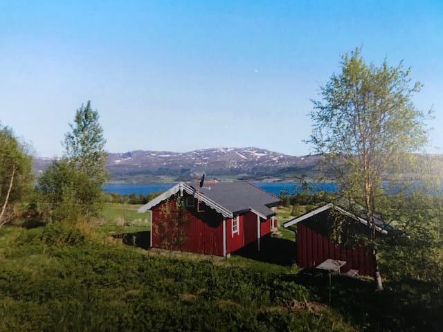 Riksen, Handnesøya