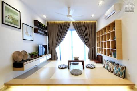 G-Ting Homestay Atlantis Residence Melaka 《居亭旅宿》
