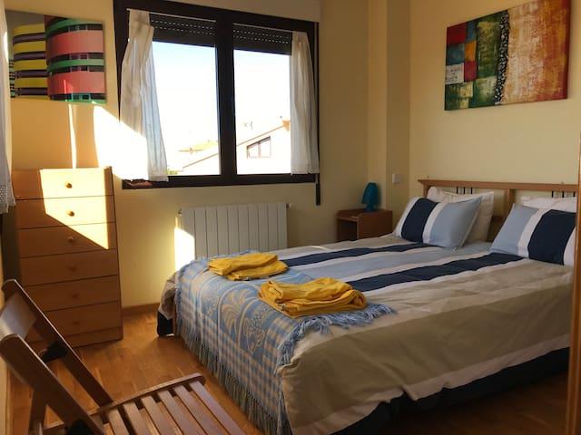 Habitación cómoda Segovia baño privado