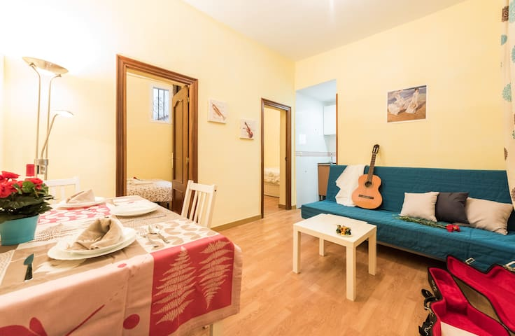 Nice flat close to Prado Museum
