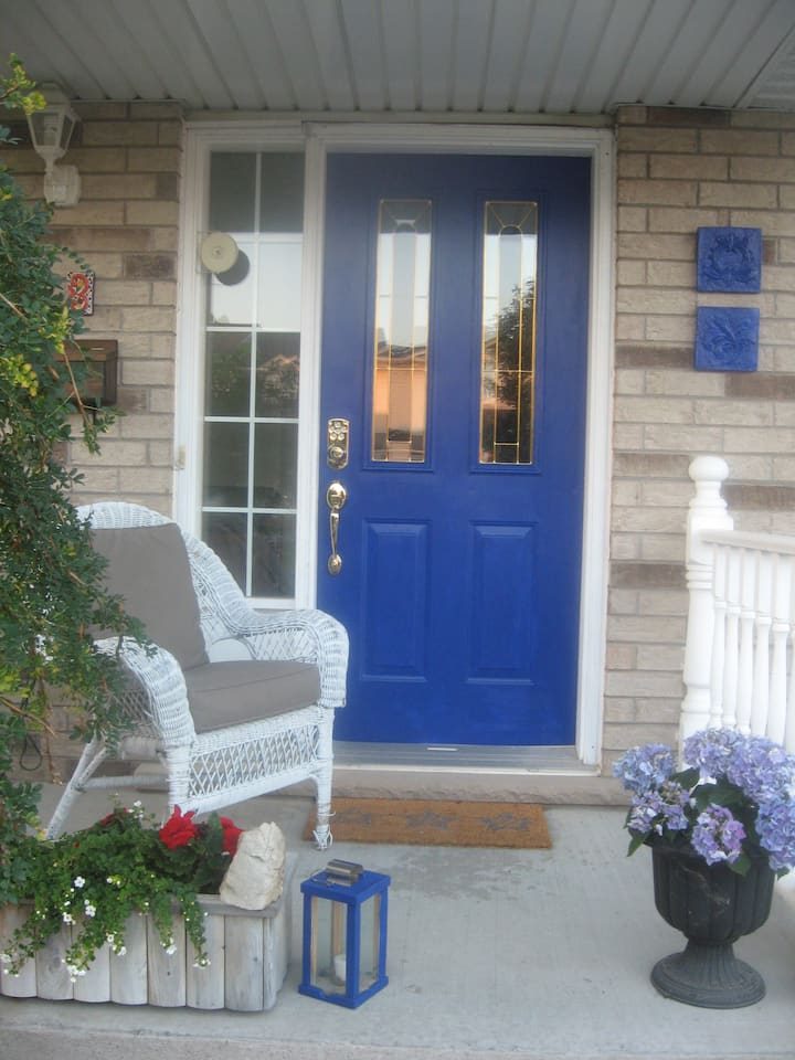 Blue Door B&B Elora