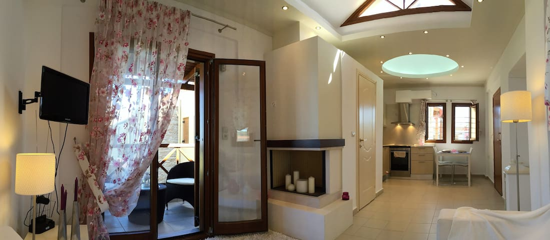 Ierissos seafront villa - Ierissos - 獨棟