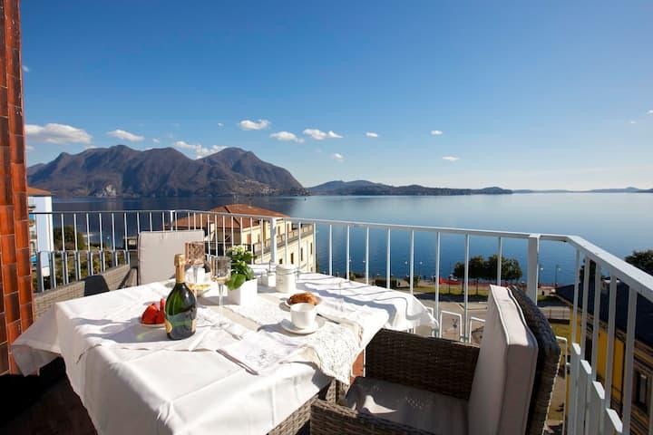 luxuriöses Penthouse mit unglaublicher Aussicht