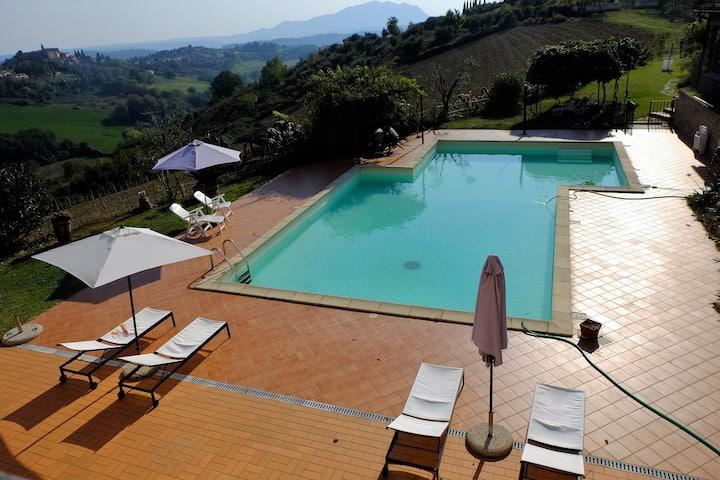 Peonia Appartamento Agriturismo Villa San Giò