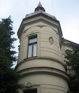 Art Nouveau Villa with the soul of an artist