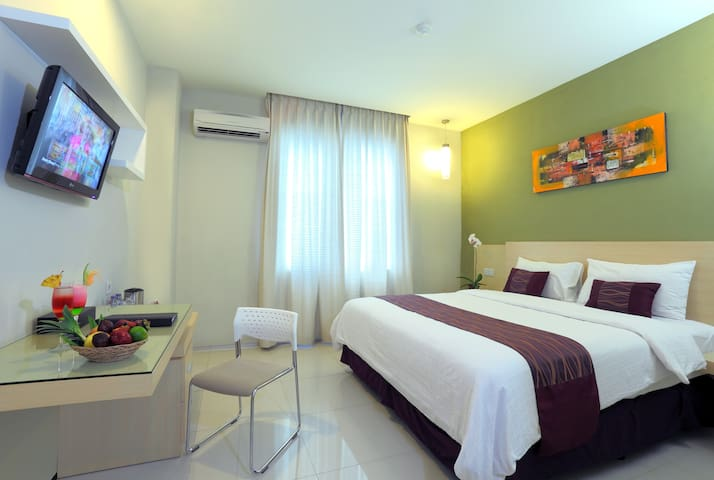 Lombokplazahotel twin or Double room