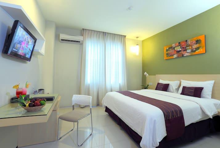 Lombokplazahotel twin or Double room
