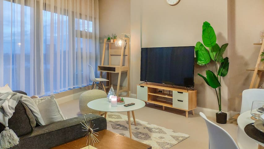 Cosy 1bd Apt @Syd Olympic Park close2train station