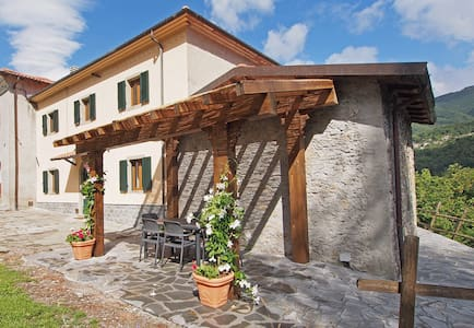 Beautiful Tuscan Farmhouse - Uglianfreddo Ai Cerri