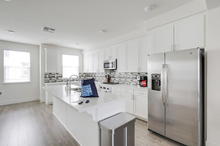 4BR Townhouse in Sunnyvale